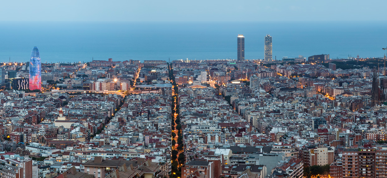 Buildings for sale Barcelona
